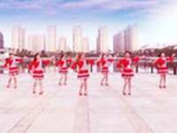 南陵翠翠广场舞 自由自在 表演(凤凰传奇演唱) 原创附正背面教学口令分解动作演示