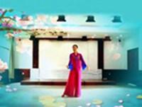 王梅廣場舞 國韻 正背表演與動作分解 編舞 王梅 正背面演示及口令分解動作教學