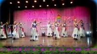芳华岁月舞蹈《离别草原》简单队形版 编舞萃萃口令分解动作教学