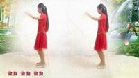 菲菲8廣場舞《啞巴新娘》個人版經典正背面演示及口令分解動作教學