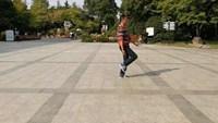 罗俊平形体舞《葬花》     编舞:王云生完整版演示及口令分解动作教学