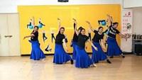 傣族舞《云之南》课上练习附正背表演口令分解动作分解教学