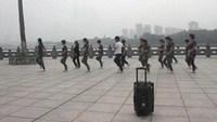 舞動青春鬼步舞《最幸福的人》32步舞原創楊麗萍完整版演示及口令分解動作教學
