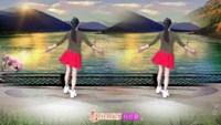 徐青廣場舞《你是我今生難忘的夢》原創16步附分解正背面演示及口令分解動作教學