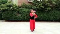 佳家舞蹈队《红尘蝶恋》 原创楠楠舞蹈正反面演示及分解动作教学