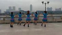 廣州春姐陽光舞蹈隊《最幸福的人》原創編舞附教學附正背表演口令分解動作分解教學