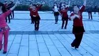舞出精彩舞蹈队《心里藏着你》口令分解动作教学
