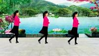 庆阳秀秀舞蹈《闯码头》附正背表演口令分解动作分解教学