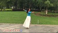 季節  《夢中戀人》   蘇州盛澤雨夜廣場舞原創附正背面教學口令分解動作演示