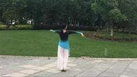 新兒   《夢中戀人》    蘇州盛澤雨夜廣場舞完整版演示及分解教學演示