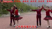 鳳蓮廣場舞 《冰雪天堂》完整版演示及口令分解動作教學