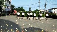 靜心跳舞吧媽媽-傾舞健身隊《最幸福的人》口令分解動作教學演示