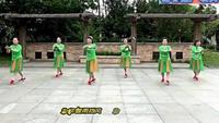 謝春燕廣場舞(不做花心男)附正背表演口令分解動作分解教學