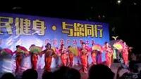 曾小青廣場舞隊.大型舞蹈表演《劉海砍樵》正背面演示及慢速口令教學