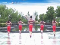 楠楠舞蹈《跳出你的美》(原创动感活力健身舞)正背面演示及口令分解动作教学和背面演