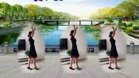 茶香中國   蘇州盛澤雨夜廣場舞完整版演示及口令分解動作教學