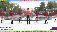 楠楠舞蹈《红尘与你手牵手》64步恰恰附教学正背面口令分解动作教学演示