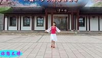 蘇州盛澤雨夜廣場舞《想你想不夠》習舞-張家港鳳兒正背面口令分解動作教學演示