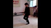 白云寶塔村  鬼步舞《大風歌》完整版演示及口令分解動作教學