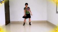 柯荔英舞蹈  《闯码头》完整版演示及口令分解动作教学