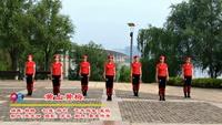 湘潭儷影廣場舞 黃山黃梅 表演 團隊版 正反面演示及分解動作教學