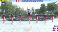 楠楠舞蹈—9277(原创大众入门健身舞附教学)附正背表演口令分解动作分解教学