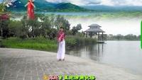 蘇州盛澤雨夜廣場舞《夢中戀人》習舞-張家港小琴正反面演示及分解動作教學
