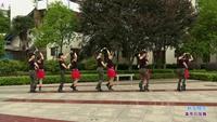 衡阳县蒸阳水兵团舞蹈  新浏阳河 表演 团队版 正背面演示及慢速口令教学