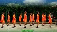 梅@华*香舞蹈《闯码头》团队版附正背表演口令分解动作分解教学