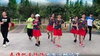 風之韻廣場鬼步舞《大風歌》串燒鬼步舞正背面口令分解動作教學演示