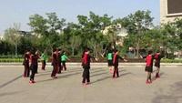舞之乐舞队《向上攀爬》正背面演示及慢速口令教学