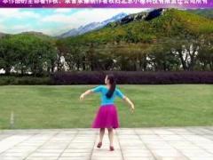 雨夜廣場舞《阿年措》藏族舞蹈原創附教學經典正背面演示及口令分解動作教學