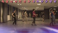 華飛舞蹈隊《因為愛著你》編舞:楊麗萍口令分解動作教學演示