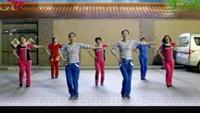 霓裳和悅廣場舞《花樓戀歌》原創32步水兵舞附教學口令分解動作教學