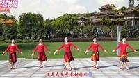 蘇州盛澤雨夜廣場舞《想你想不夠》原創附教學完整版演示及口令分解動作教學