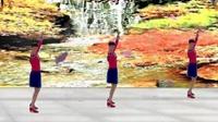 陽光美梅原創廣場舞《你幸福我才快樂》32步口令分解動作教學