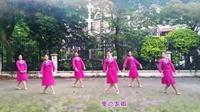 廣州春風廣場舞《興安四韻》編舞:應子正背面演示及慢速口令教學