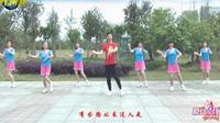 楠楠舞蹈《微心》原创大众健身舞附教学口令分解动作教学