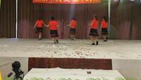 麗康廣場舞《最幸福的人》編舞:楊麗萍完整版演示及分解教學演示
