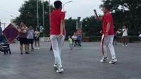 炫舞青春水兵舞飞鱼组合《我和你》100621完整版演示及分解教学演示