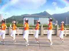 吉美廣場舞《老婆你聽我說》原創步子舞 附教學原創附正背面教學口令分解動作演示