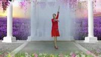 安徽云心廣場舞《天越藍我就越想你》 編舞:舞之夢原創附教學口令分解動作演示