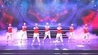 吉美廣場舞《讓我們跳舞吧》建黨97周年文藝演出正背面演示及口令分解動作教學