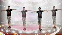洛陽霞冰飛揚廣場舞(讓我們跳舞吧)編舞吉美廣場舞附正背面口令分解教學演示