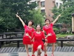 長興蘭蘭廣場舞《向上攀爬》三亞美舞團原創附正背面教學口令分解動作演示