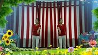新縣悅動金鼎廣場舞《啞巴新娘》 表演者:楊姐完整版演示及口令分解動作教學