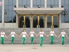 332.舞動旋律2007健身隊《跟著感覺走》原創完整版演示及口令分解動作教學