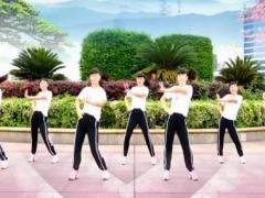 吉美廣場舞《Bang Bang》原創健身操 附教正背面演示及口令分解動作教學