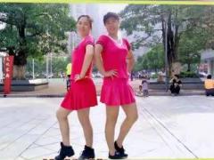 舞動旋律舞隊姐妹版《玩膩》12步步子舞 編舞正點口令分解動作教學演示