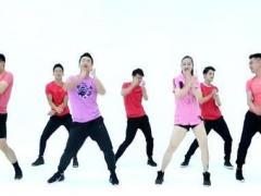 王廣成廣場舞《癡情玫瑰花》甜蜜健身舞完整版演示及分解教學演示